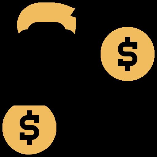 Fund  free icon