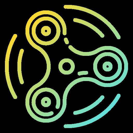 spinner  grátis ícone