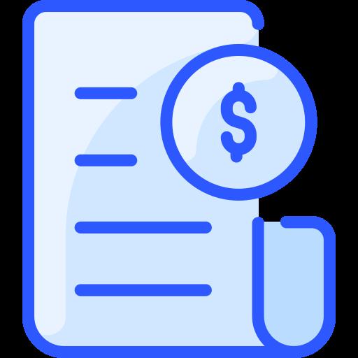 rechnungen  kostenlos Icon