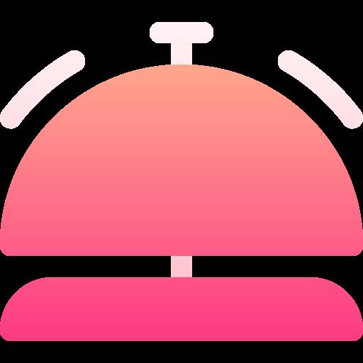 호텔 벨  무료 아이콘
