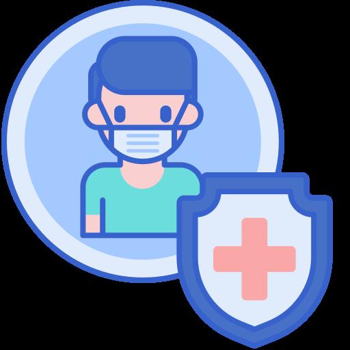 la prevención de enfermedades  icono gratis