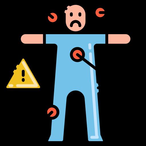 síntomas  icono gratis