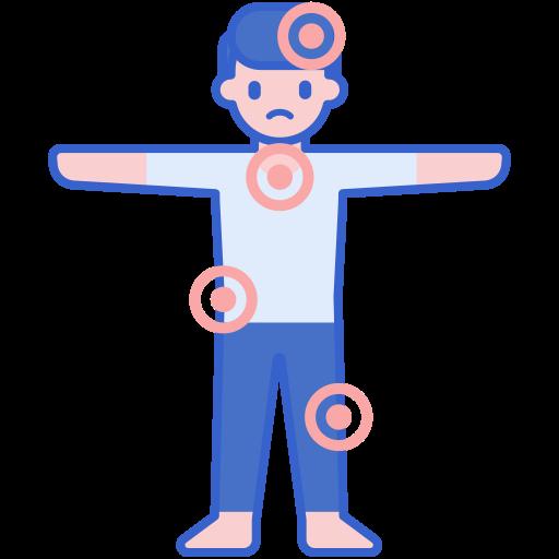 symptômes  Icône gratuit