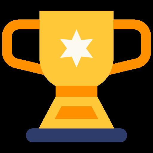 troféu  grátis ícone