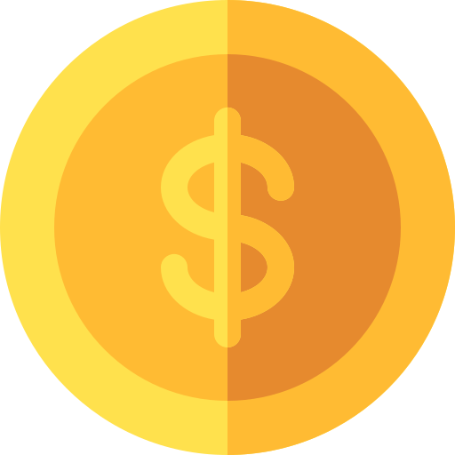 dinero  icono gratis