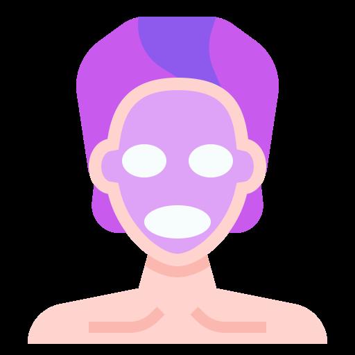 traitement facial  Icône gratuit