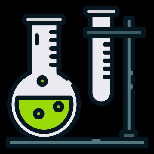 herramienta de laboratorio  icono gratis
