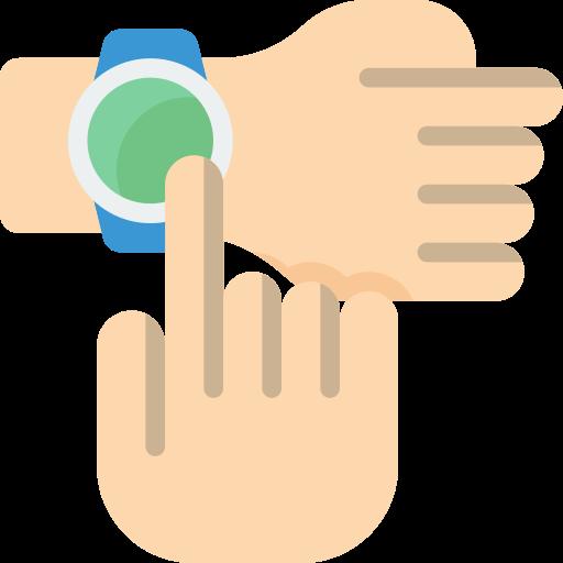 Touchscreen  free icon