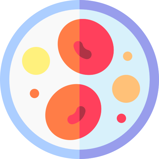 Blood count test  free icon