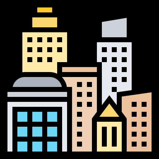 edifícios  grátis ícone