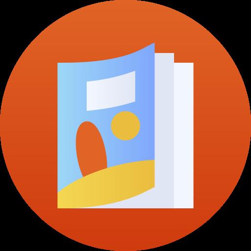 Magazine  free icon
