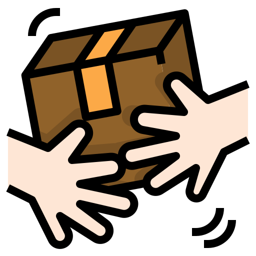 Courier  free icon
