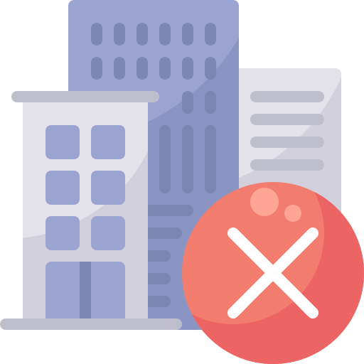 Buildings  free icon