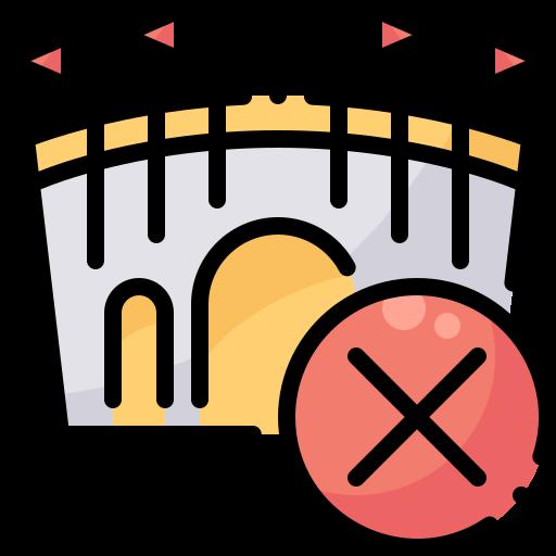 스포츠 경기장  무료 아이콘