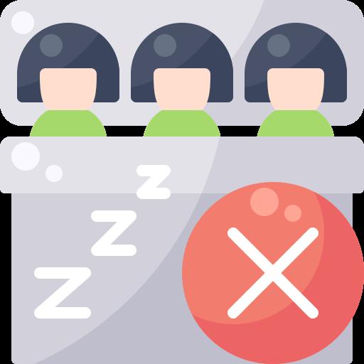 Sleep  free icon