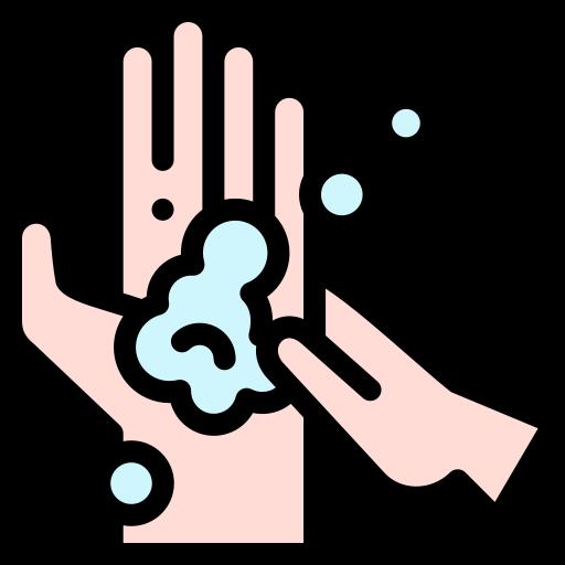 lavado de manos  icono gratis