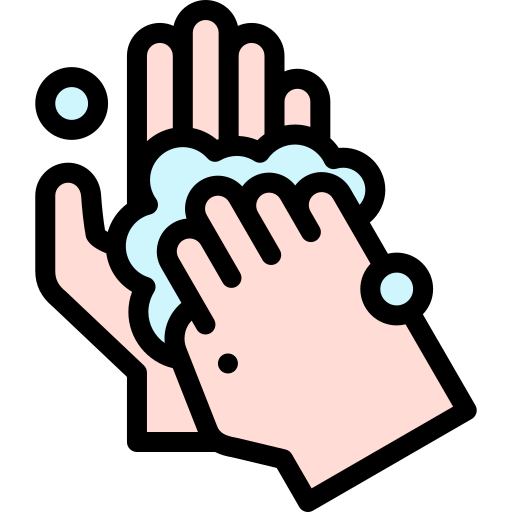 lavarse las manos  icono gratis