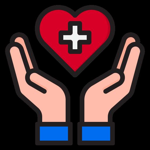 보건 의료  무료 아이콘