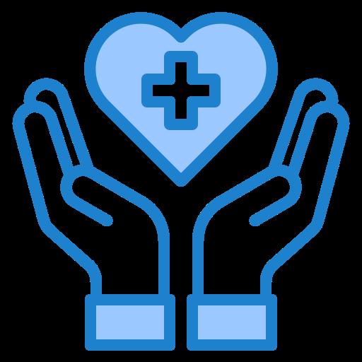 soins de santé  Icône gratuit