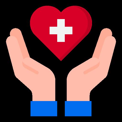 cuidado de la salud  icono gratis