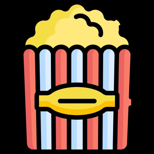 palomitas de maiz  icono gratis