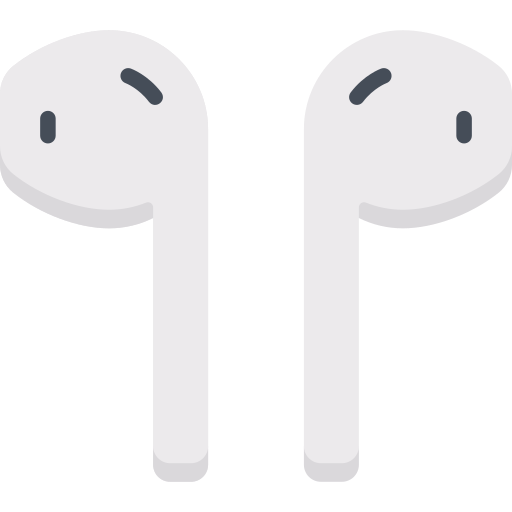 Earbuds  free icon