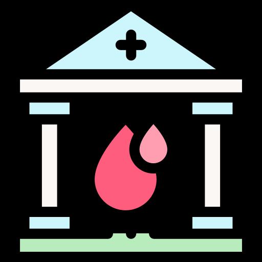 혈액 은행  무료 아이콘