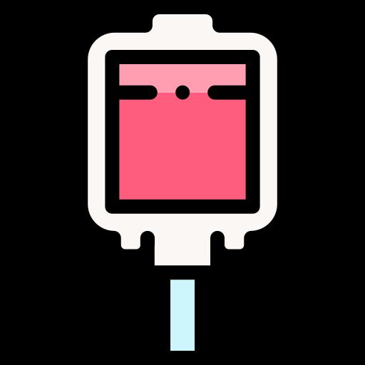 혈액 주머니  무료 아이콘