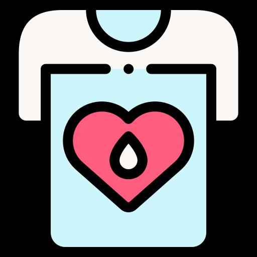 기증자  무료 아이콘