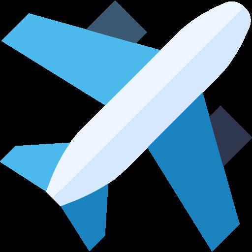 비행기  무료 아이콘