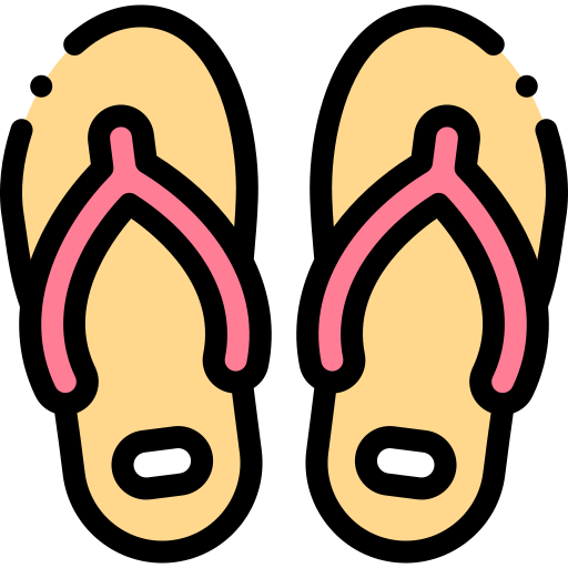 Sandals  free icon