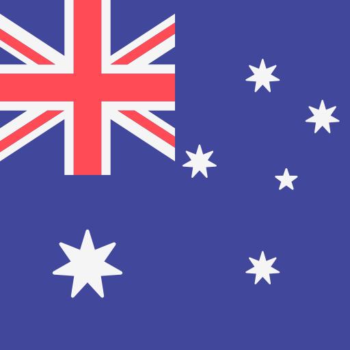 australia  icono gratis