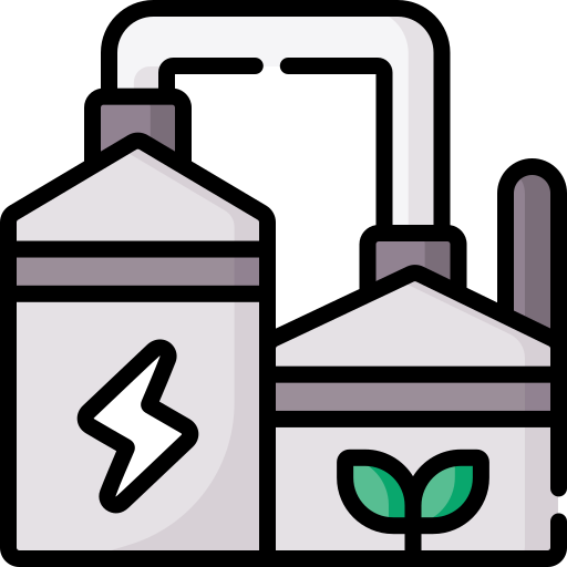 바이오 가스  무료 아이콘