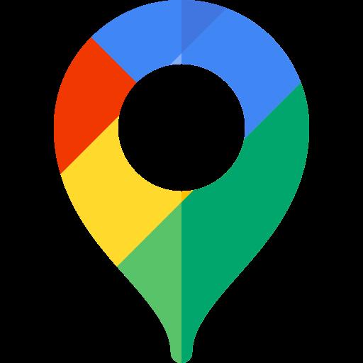 Карты Гугл  бесплатно иконка