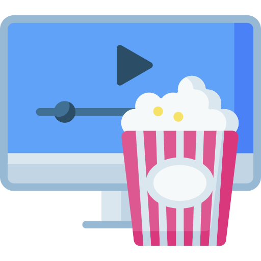 Movies  free icon