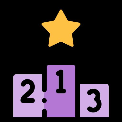 Winner  free icon