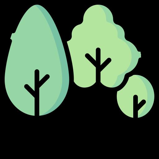 Trees  free icon
