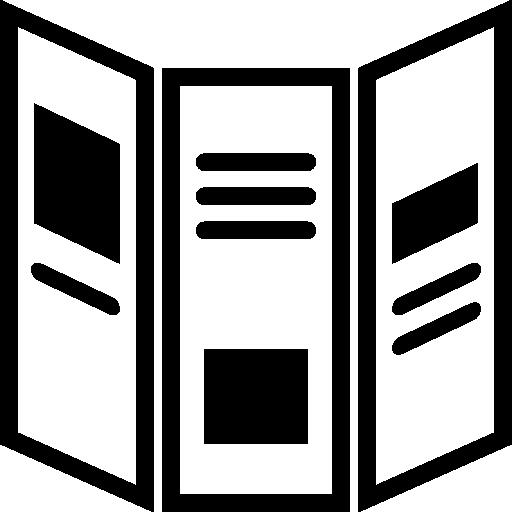 Брошюра о триптихе  бесплатно иконка