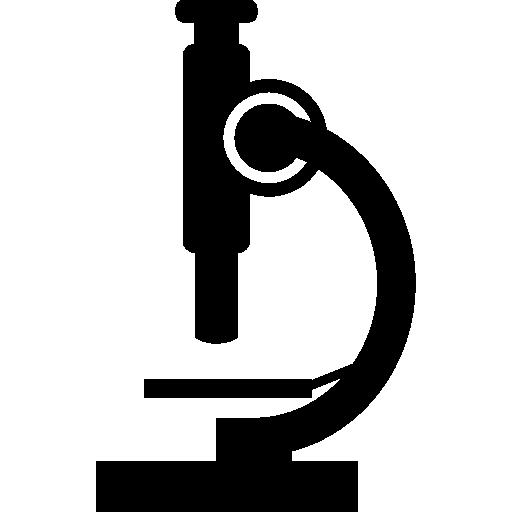 mikroskop seitenansicht  kostenlos Icon