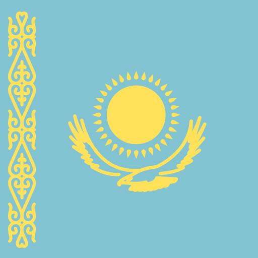 Kazakhstan  free icon
