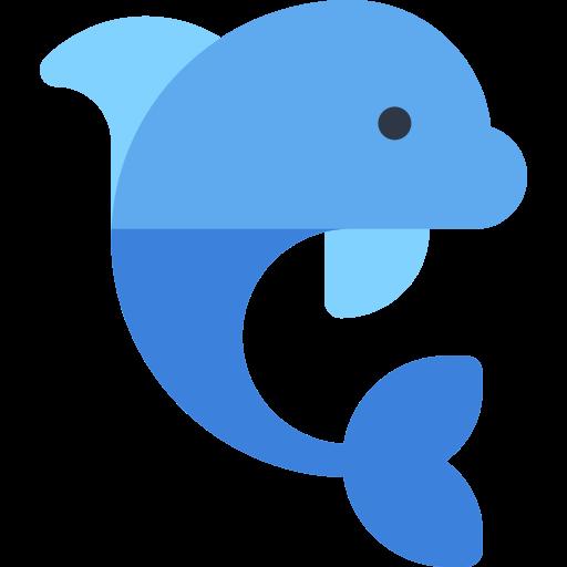 Dolphin  free icon