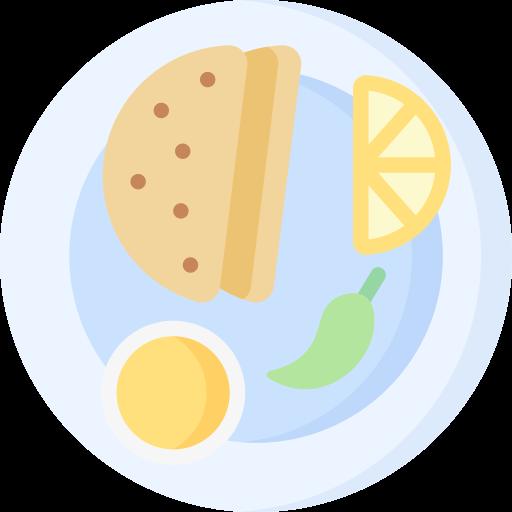 comida indiana  grátis ícone
