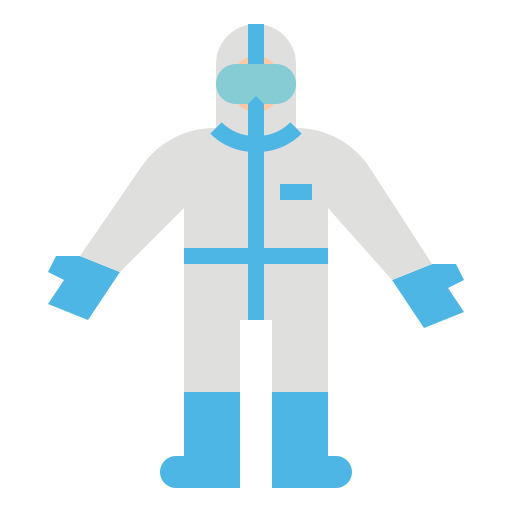 Protective wear  free icon