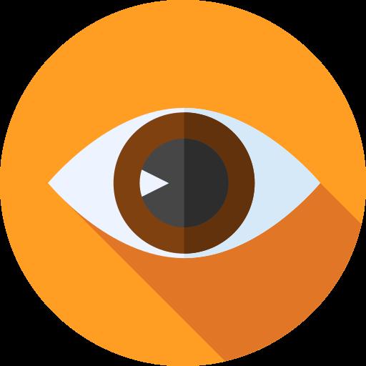 oftalmología  icono gratis