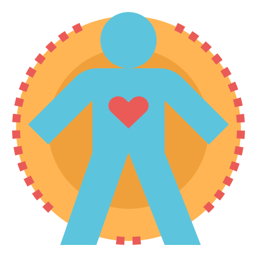 Body  free icon