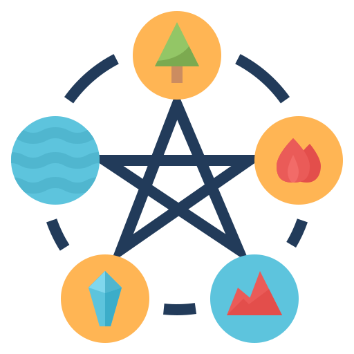 Fengshui  free icon