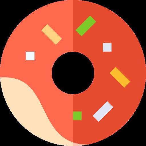 rosquilla  icono gratis