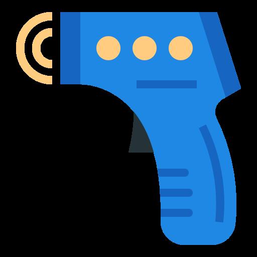 thermomètre  Icône gratuit