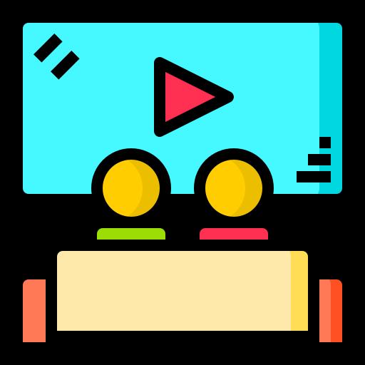 Cinema  free icon
