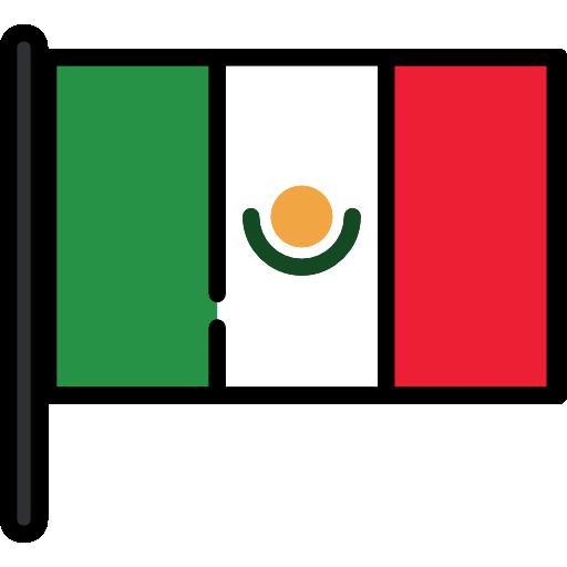 méxico  grátis ícone
